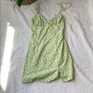 Floral Cami Mini Dress
